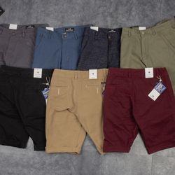 quần short kaki nam -ld323 giá sỉ