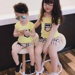set bộ cho bé trai và bé gái