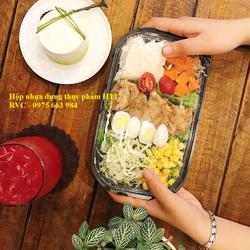 Đơn vị bán hộp nhựa đựng thực phẩm dùng một lần giá tốt tại TPHCM giá sỉ