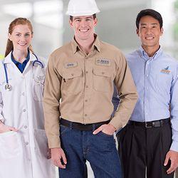 Áo bảo hộ lao động - đồng phục công nhân giá sỉ
