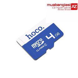 Thẻ nhớ Hoco 4Gb - Xanh dương giá sỉ