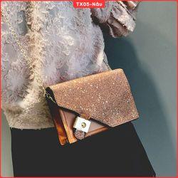 TX05 túi đẹo chéo nhỏ xinh giá sỉ, giá bán buôn