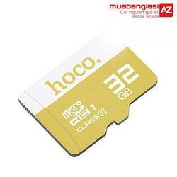 Thẻ nhớ Hoco 32Gb - Vàng giá sỉ