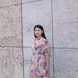 Đầm bông dáng babydoll siêu cưng giá sỉ