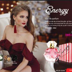 Nước hoa Nữ ENERGY Jolie Dion giá sỉ