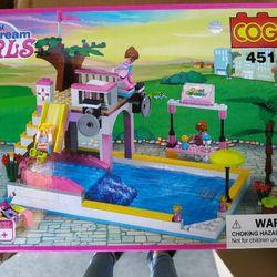 Lắp ráp Lego Mô hình đồ chơi hiệu COGO 4514 giá sỉ
