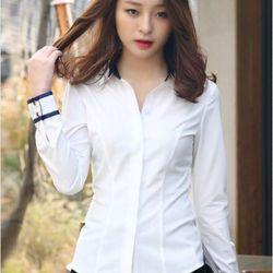 Áo sơ mi nữ phong cách Hàn quốc