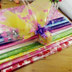 Bịch 4 tờ giấy gói hoa gói quà 50x70cm