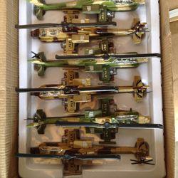 Đồ chơi trẻ em Mô hình máy bay chiến đấu dài giá sỉ