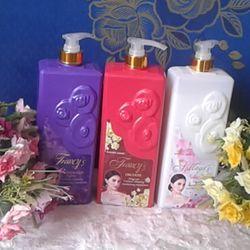 Sữa tắm Francy/Sollayss 1250ml - Thái Lan