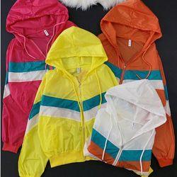 áo khoác dù ngoại cao cấp phối màu giá sỉ