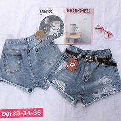 Quần short jean nữ size đại chuyên sỉ jean