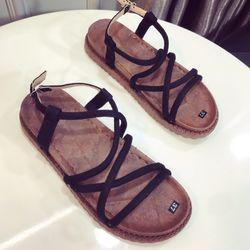 Giày sandal de đúc giá sỉ