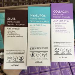 Tinh Chất Serum DrCellio Solution Ampoule -