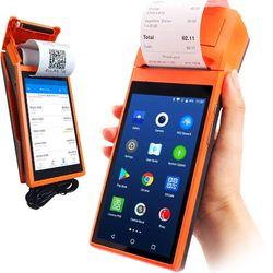 Máy bán hàng cầm tay tiện lợi Có tích hợp sẵn máy in hóa đơn và máy quét mã vạch giá sỉ
