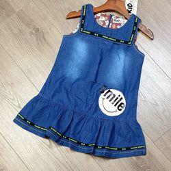 Đầm jean bé gái giá sỉ
