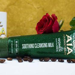 Sữa rửa mặt Soothing Cleansing Milk - Mỹ phẩm AIA giá sỉ