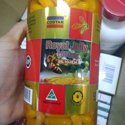 Sữa ong chúa Costa Royal Jelly 1610mg Úc giá sỉ, giá bán buôn