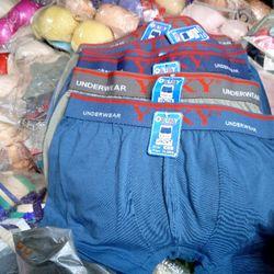 quần chíp đùi nam cotton lụa Thái hàng yuki giá sỉ
