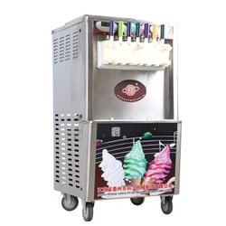 Máy làm kem tươi 7 màu hàng công ty 1102 giá sỉ