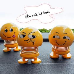 Đồ Chơi Thú Nhún Lò Xò Emoji giá sỉ