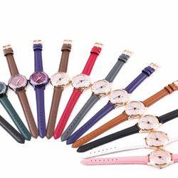 Đồng hồ nữ thời trang GUOU 66618 mặt đá lấp lánh giá sỉ