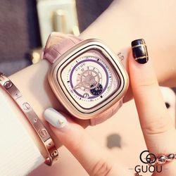 Đồng hồ nữ GUOU 8150 giá sỉ