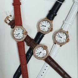 Đồng hồ nữ thời trang Baishun viền đá giá sỉ