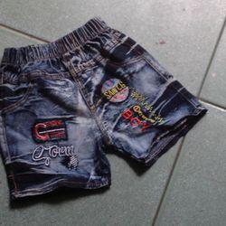 quần jeans đùi cho trai không ra màu từ số 1 đén số 12 giá sỉ
