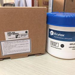 Dầu mỡ bò chịu nhiệt Chemours Krytox giá sỉ
