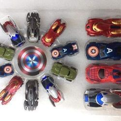 Bộ 14 xe siêu aNước hoa hùng