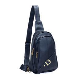 Túi đeo chéo CNT Unisex MQ20 sành điệu Đen giá sỉ, giá bán buôn