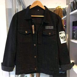 Áo Khoác Jeans Nam ảnh thật 2 giá sỉ, giá bán buôn
