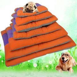 Nệm cho chó mèo chất liệu nỉ mềm mại dễ chịu 101-67x53 giá sỉ