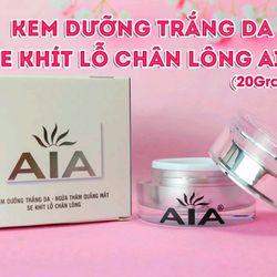 Kem dưỡng trắng da se khít lỗ chân lông cho da mặt - White Cream Close Pores AIA 20 gram