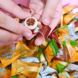 Kẹo mềm sữa nhân trái cây giá sỉ