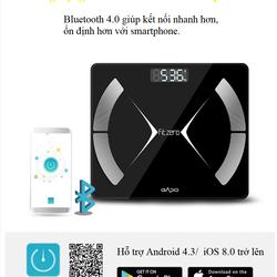Cân điện tử thông minh kết nối Bluetooth Gapo - Hàn Quốc giá sỉ