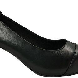 Giày nữ mũi nhọn cổ tim đế xuồng 5cm giá sỉ, giá bán buôn