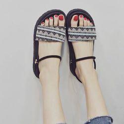 Giày sandal cảo tho cẩm giá sỉ