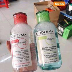 Nước tẩy trang thần thánh BIODERMA 500ml giá sỉ
