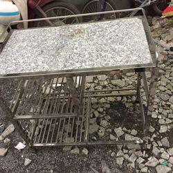 Kệ bếp gas mặt đá hoa cương giá sỉ