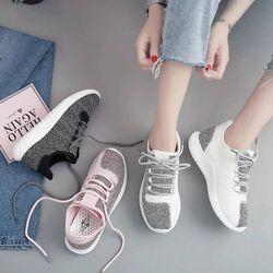 Giày thể thao nữ thu hè phong cách Hàn Quốc- BT190 giá sỉ