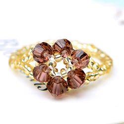 nhẫn pha lê đẹp giá sỉ