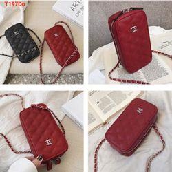 Túi điện thoại 2 khóa Túi đeo chéo đựng điện thoại giá sỉ