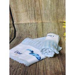 Set 2 khăn lông vũ Dove giá sỉ, giá bán buôn