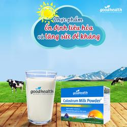 Sữa non Goodhealth - New Zealand giá sỉ