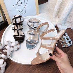 Giày sandal de giá sỉ