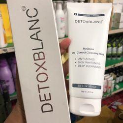 Mặt nạ thải độc detox blanc giá sỉ
