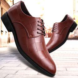 Giày tây nam công sởthiết kế trẻ trung sang trọngchất liệu cao cấp dể phối đồ 601 giá sỉ