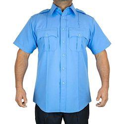 Áo đồng phục nhân viên bảo vệ